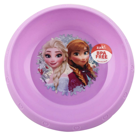 Frozen Characters - Bowl 15cm - Pink