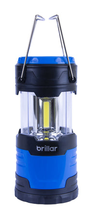Brillar Large Pop Up Lantern Cob LED - Blue
