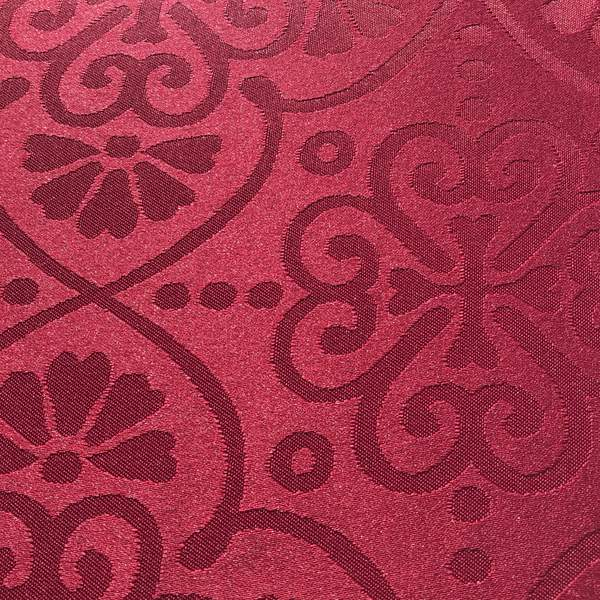 Pure Zone Dining Decor Tablecloth 180x180cm - Red