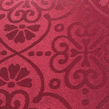 Pure Zone Dining Decor Tablecloth 150x250cm - Red