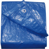 Tarpaulin - Medium Duty - Weatherproof Protect Cover 1.1mx1.7m