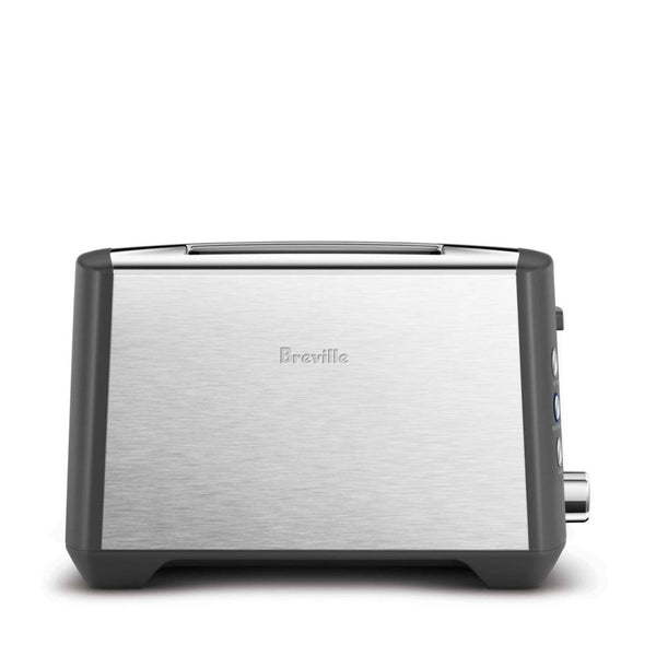 The Breville Bit More™ Plus 2 Slice - Stainless Steel