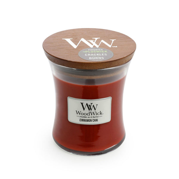 Woodwick - Cinnamon Chai - Medium