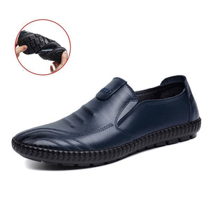 Men Soft Sole Comfy Driving Loafers Slip On Casual Shoes