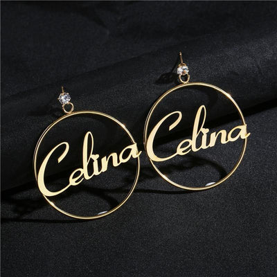 Personalized Earrings For Women