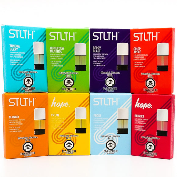 STLTH Pods 3 Pack