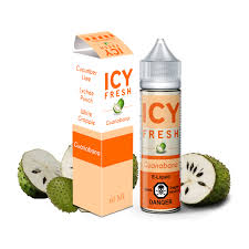 Icy Fresh Guanabana - 60ml