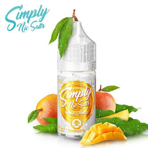 Manila Mango by Simply Nic Salts - 30ml