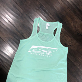 TNSP Original Ladies' Racerback Tank