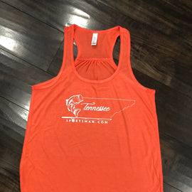 TNSP Fishing Ladies' Racerback Tank