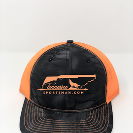 Song Dog Edition Neon Orange Hat