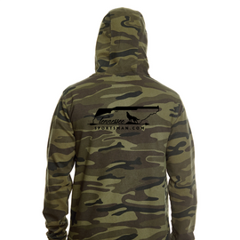 Song Dog Edition Camo Hoodie