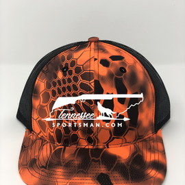 Song Dog Edition Neon Camo Hat