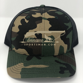 Song Dog Edition Retro Camo Hat