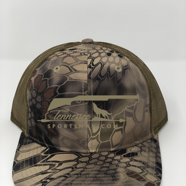 Song Dog Edition Scale Camo Hat