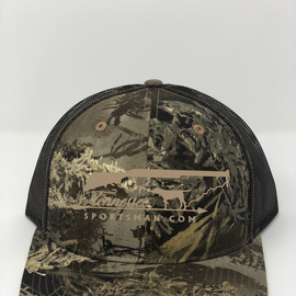 TNSP Original Camo Trucker Hat