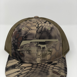 TNSP Original Scale Camo Hat