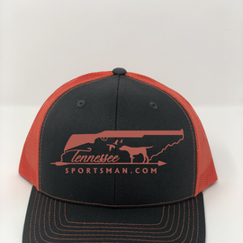 TNSP Original Neon Orange Hat