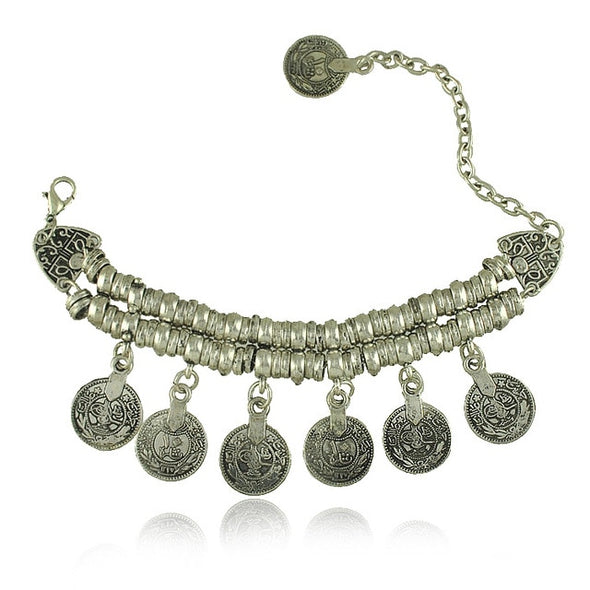 Gypsy Silver Plated Jewelry