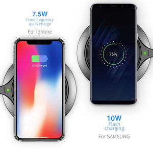 Baseus Metal Fast Wireless Charger