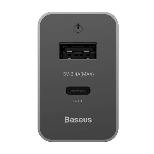 Baseus Type C/USB Fast Charging Adapter