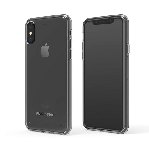 PureGear Slim Shell Cellphone Case for iPhone Xs Max