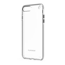 Load image into Gallery viewer, Pure Gear iPhone 8+/7+ Slim Shell - Clear/Clear