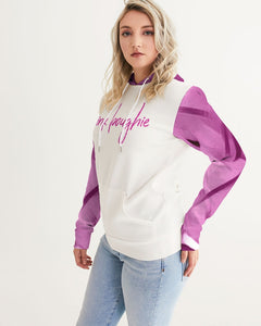 Pink Boughie Signature Women's Hoodie