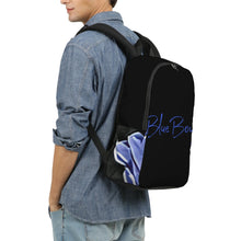 Load image into Gallery viewer, Blue Boughie  Large Backpack