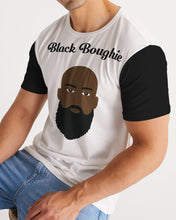 Load image into Gallery viewer, Black Boughie Men's Tee KR
