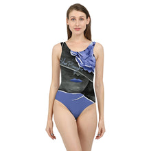 Load image into Gallery viewer, Blue Boughie Women's One-Piece Swimsuit