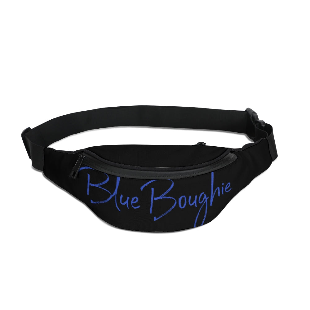 Blue Boughie Crossbody Sling Bag