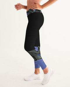 Blue Boughie Signature Women's Yoga Pant