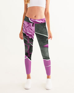 Pink Boughie Signature Yoga Pants