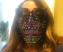 Load image into Gallery viewer, Pink Boughie Fashion Face Mask