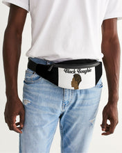 Load image into Gallery viewer, Black Boughie Men's Crossbody Sling Bag BR