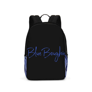 Blue Boughie  Large Backpack