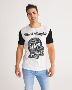 Black Boughie Black King Men's Tee