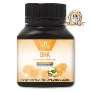 Dr. Vita DHA With Ginkgo