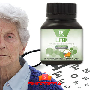 Dr. Vita Lutein For Your Eyes