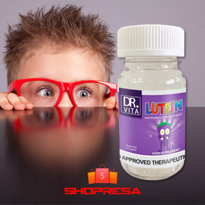 Dr. Vita Lutein For Kid's Eyesight