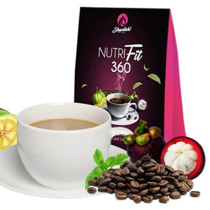 helping to boost fat-burning and whiten skin while sipping coffee