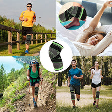 Load image into Gallery viewer, 360 Compression KNEE Brace For Men and Women