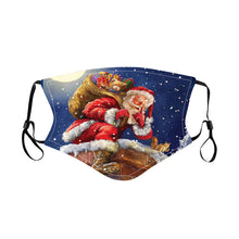 Load image into Gallery viewer, 2020 New Unisex Fashion Happy Christmas Mask