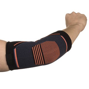 [2Pcs]Fitness Elbow Brace Compression Support Sleeve