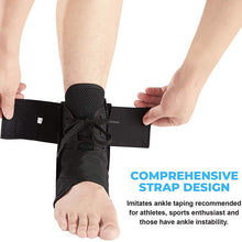 Load image into Gallery viewer, MODERATE - SPORT Lace Up Ankle Brace