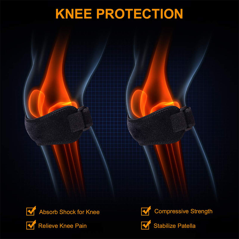 Patellar Tendon Knee Brace For Women & Men