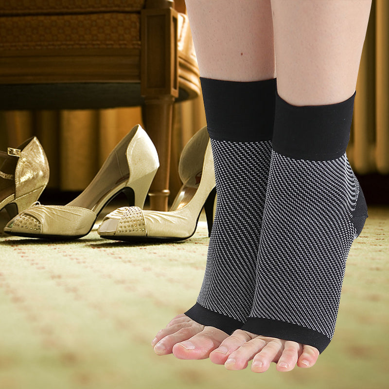 MILD - SPORT Ankle Brace Compression Sleeve(1 Pair)