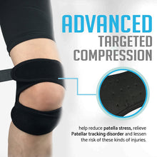 Load image into Gallery viewer, Patellar Tendon Knee Brace For Men & Women