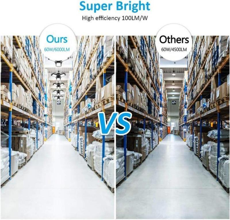 (2020 Upgraded)🔥High Quality Super bright LED Garage Lights